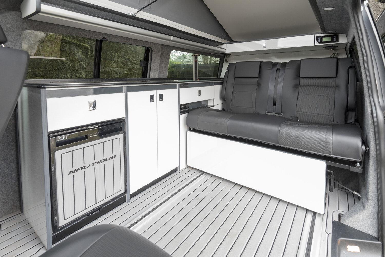 Camper Van Conversion VW Transporter T6 Redditch Midlands Warwickshire
