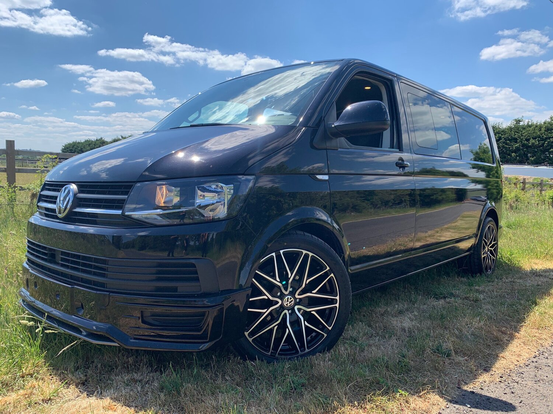 Kombi Conversion VW T6 near me Campervan Redditch Midlands Warwickshire