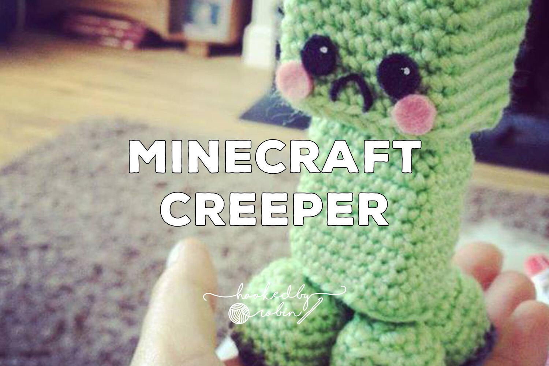 Minecraft – Amigurumi Patterns | 1000x1500