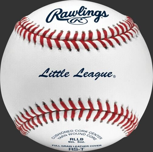 80CC Raised Seam Official Baseball  Abbies Sports Shop