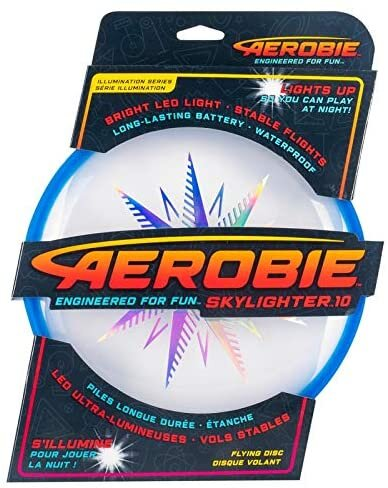 Aerobie Skylighter Disc   Abbies Sports Shop