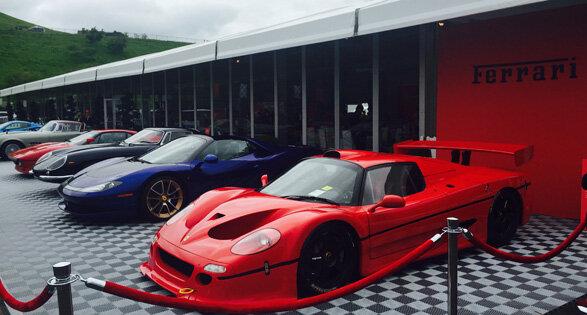 Scuderia Corsa And Ferrari Silicon Valley Provide A 100 Ferrari Weekend At Ferrari Challenge Sonoma Raceway Scuderia Corsa