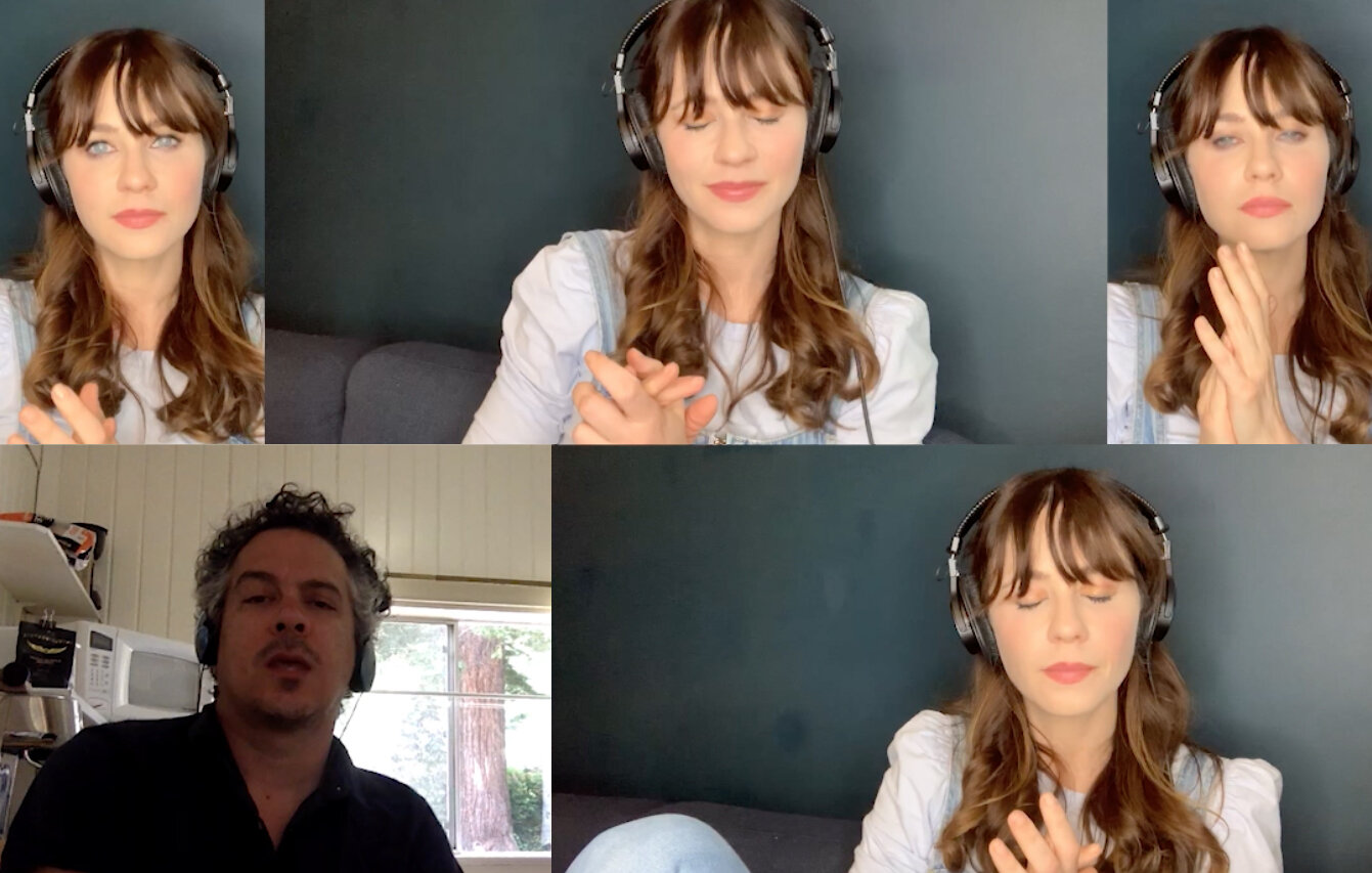 Digital Marketing: A New Video from Zooey Deschanel