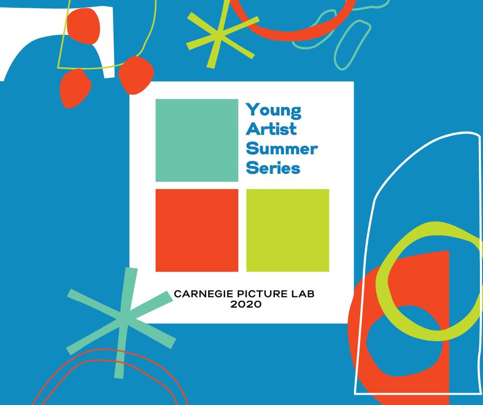 Young Artist Summer Series: Printmaking