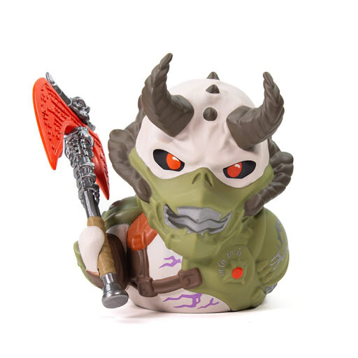 Doom Marauder Tubbz Collectable Duck Maria S Den
