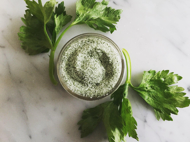 Homemade Celery Salt Domenica Cooks