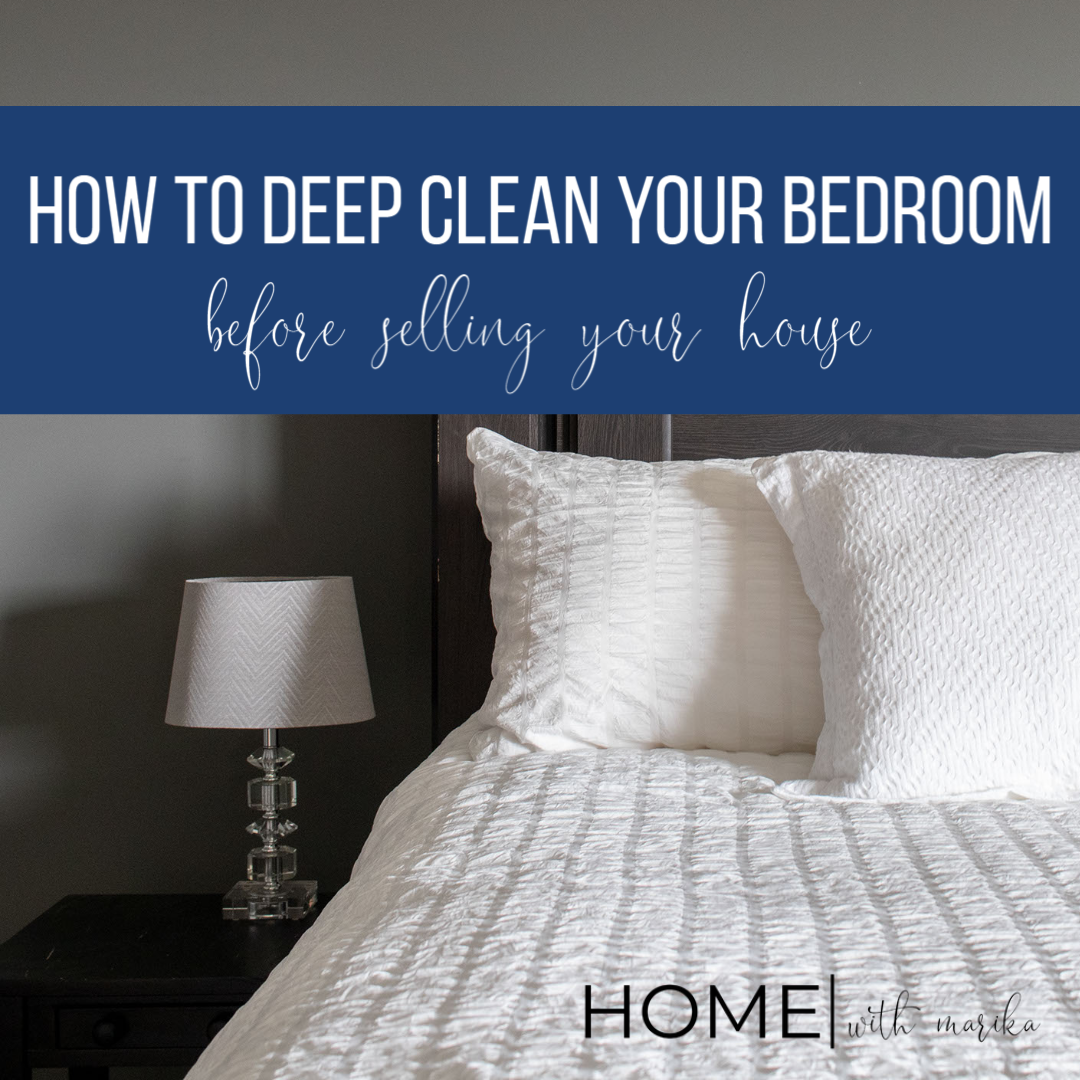 11 Steps To Deep Clean Your Bedroom Home With Marika