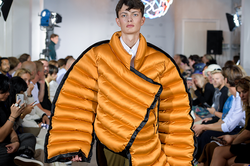 Cphfw Ss20 Scandinavian Academy Of Fashion Design Talent And Troupes Nordic Style Mag