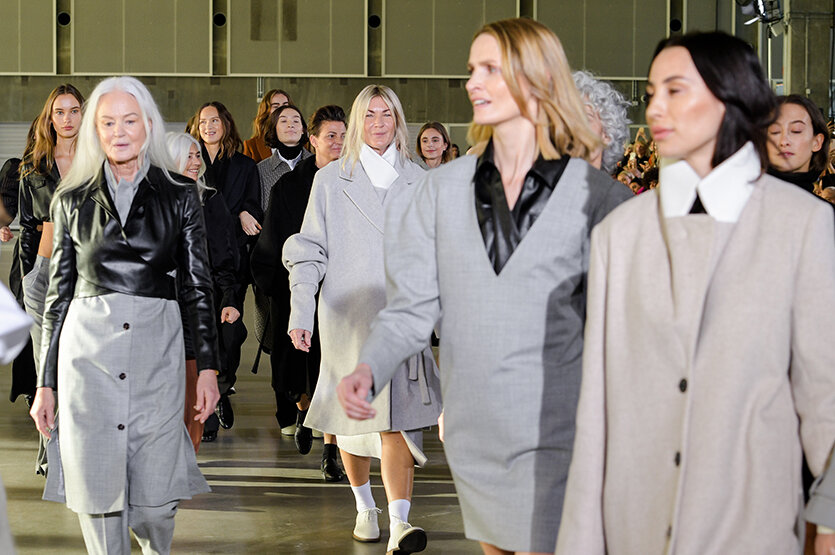 Cphfw Aw20 Designers Remix A Chic Tribute To Sisterhood Nordic Style Mag