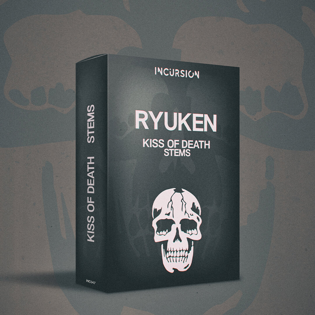 Ryuken - Kiss of Death Remix Contest by Incursion Recordings