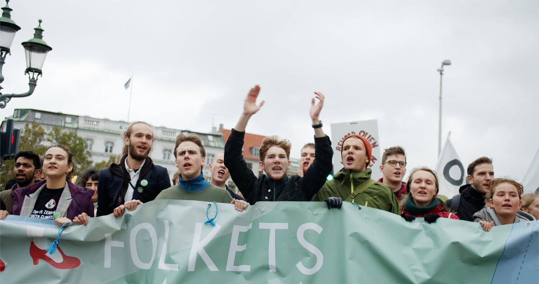 Vi er en del af 350.org | 350 Klimabevægelsen i Danmark
