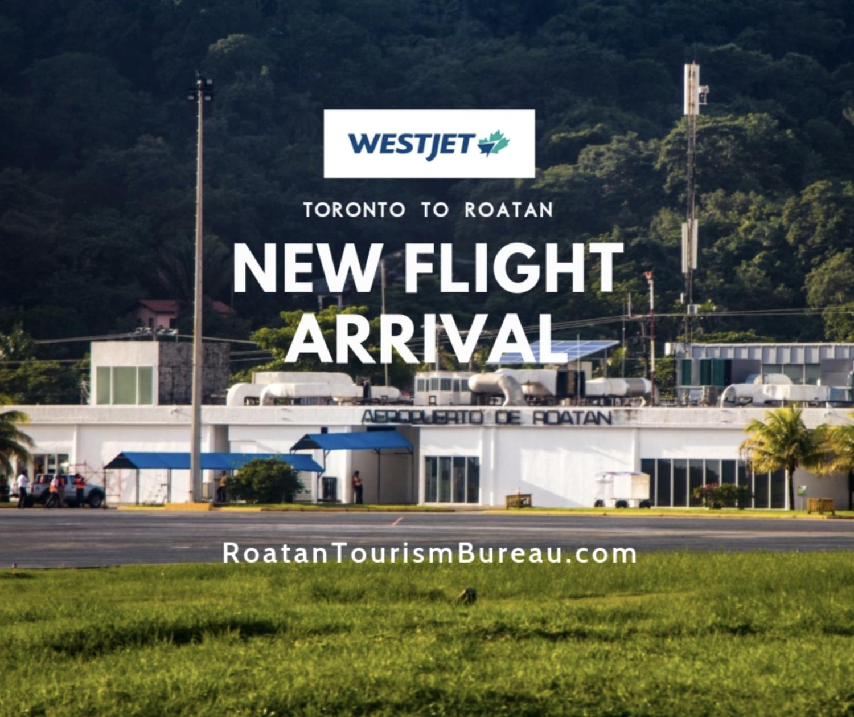 Flights from Toronto to Roatan — Roatan Tourism Bureau ™