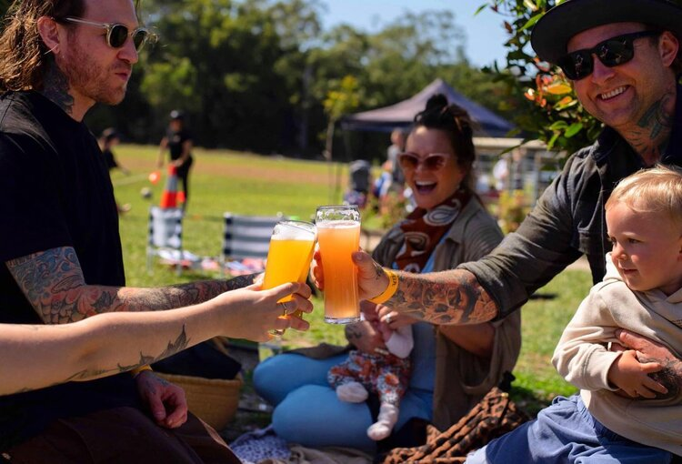 Start the day right with a visit to The Farmyard ✅ followed up with a few brews and street food to enjoy for lunch🍻  - $6 per person. - Closed footwear for entry. - Strictly no BYO due to our licensing. - Children under 8 to be supervised.  For all info please visit our website www.terellabrewing.com.au/thefarmyard  #terellabrewing #drinkcraft #thefarmyardterella #beers #sunshinecoast #noosa #eumundi #brisbane #queensland #australia