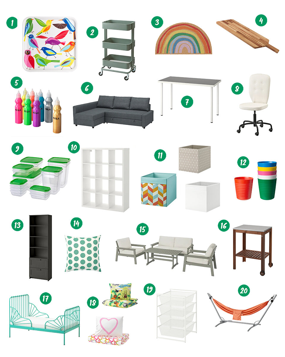 20 Great Ikea Home And Gift Ideas The Trotter