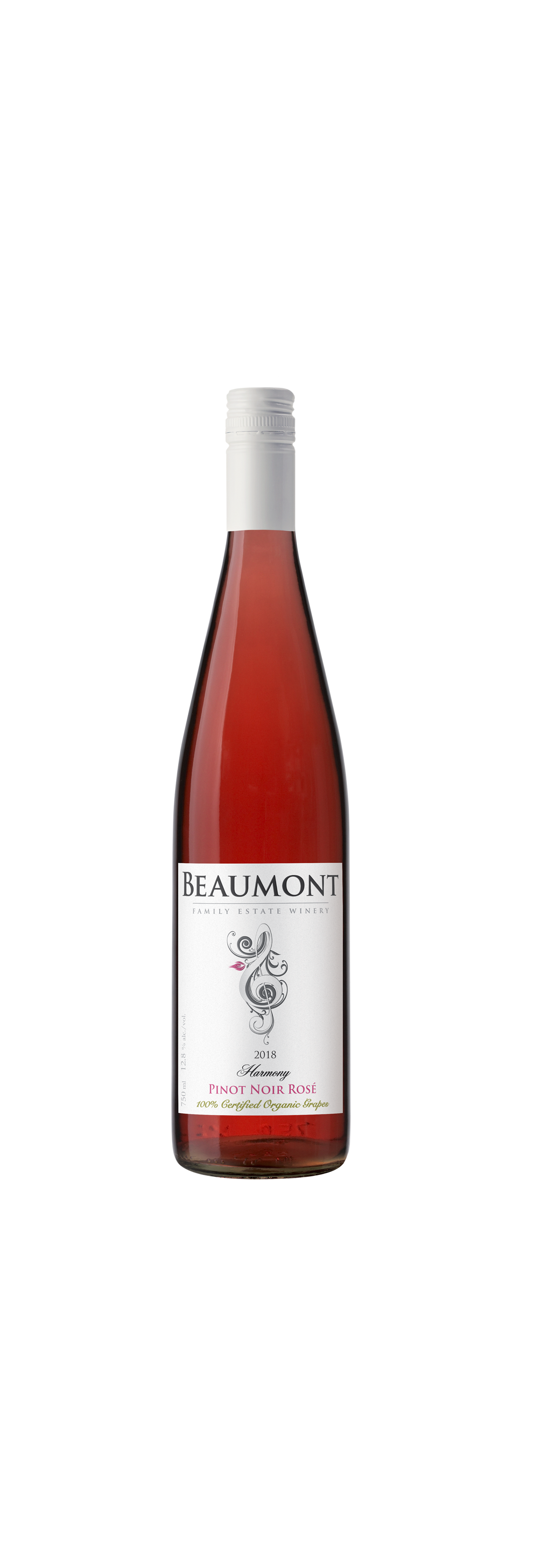 'Harmony' Pinot Noir Rose 2018  Beaumont Family Estate Winery