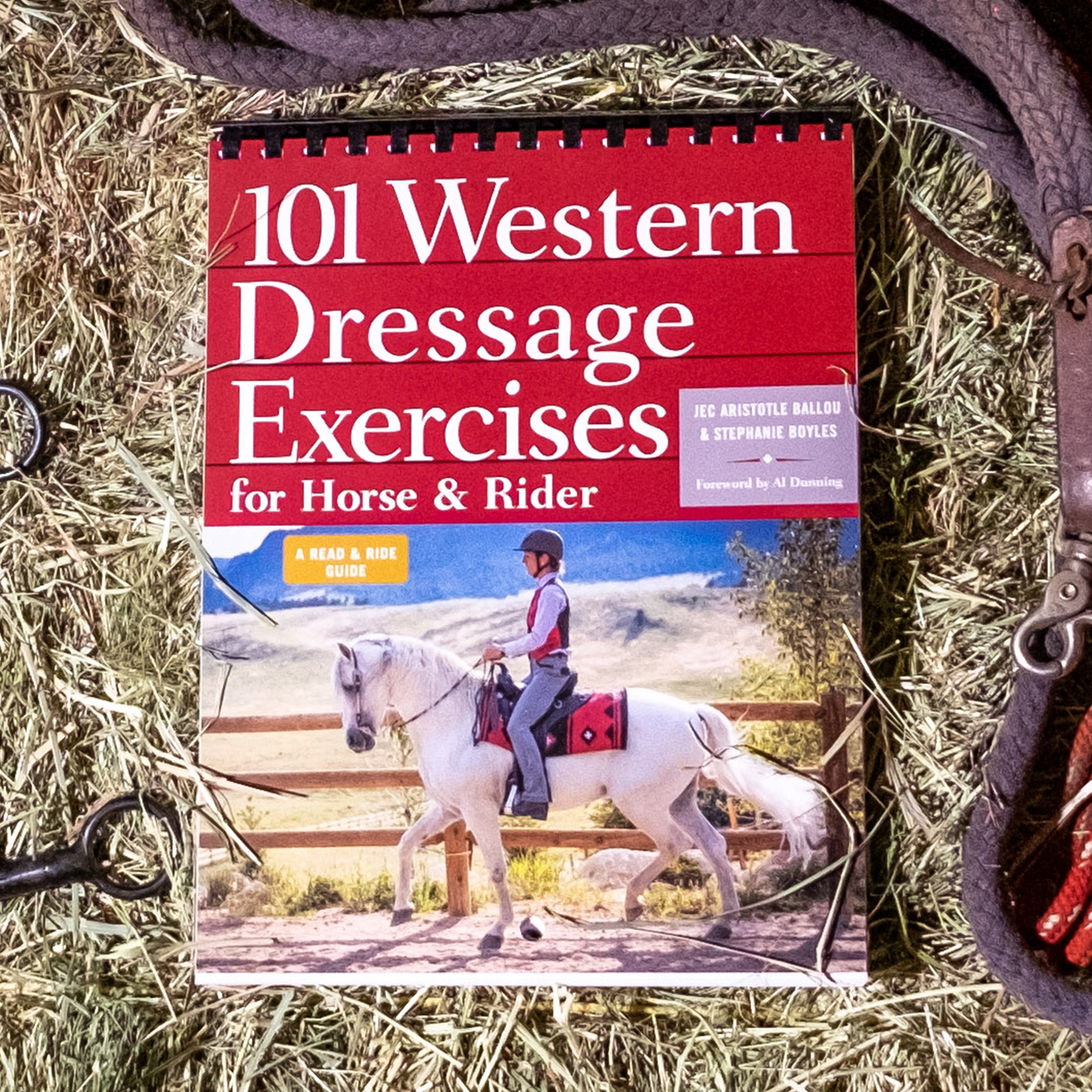 101 Western Dressage Exercises For Horse Rider Jec Ballou Equine Fitness Performance
