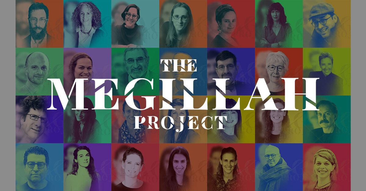 The Megillah Project — JewishLIVE