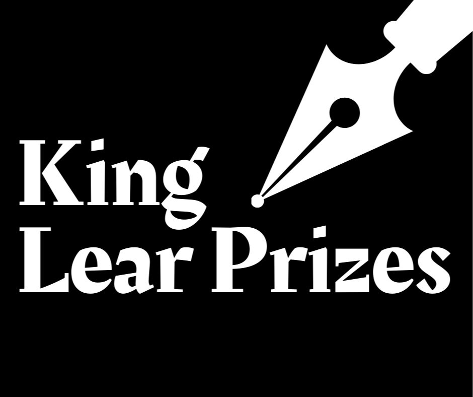 Unleash your creative talents for the 'King Lear Prizes'