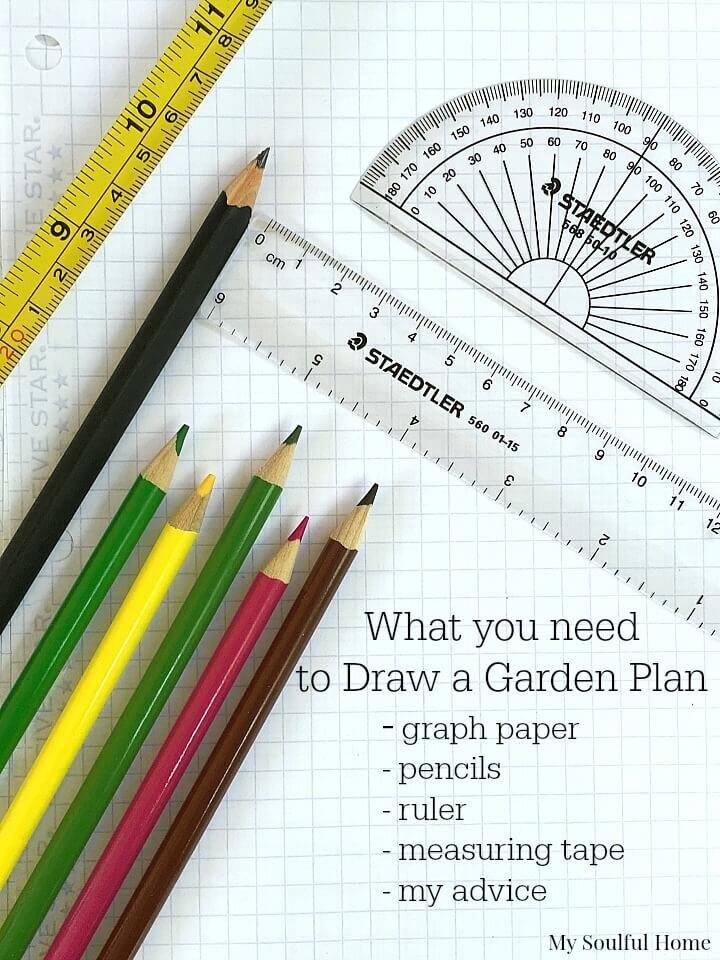 How to draw a garden plan newurbanhabitat.com