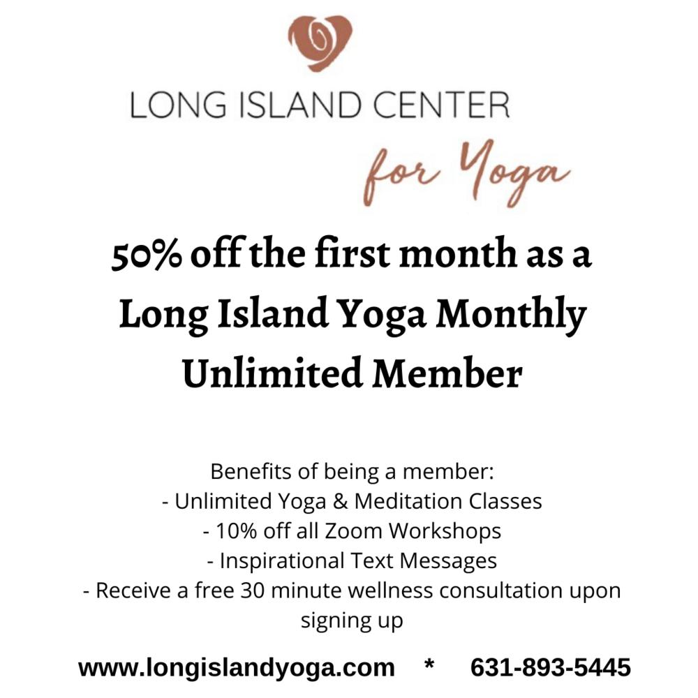 Long Island Center For Yoga Go Shop Babylon
