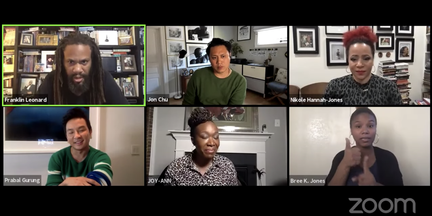 www.chaosandcomrades.com: Watch: This Zoom Forum Imagined What Solidarity Between Asian and Black Communities Could Look Like