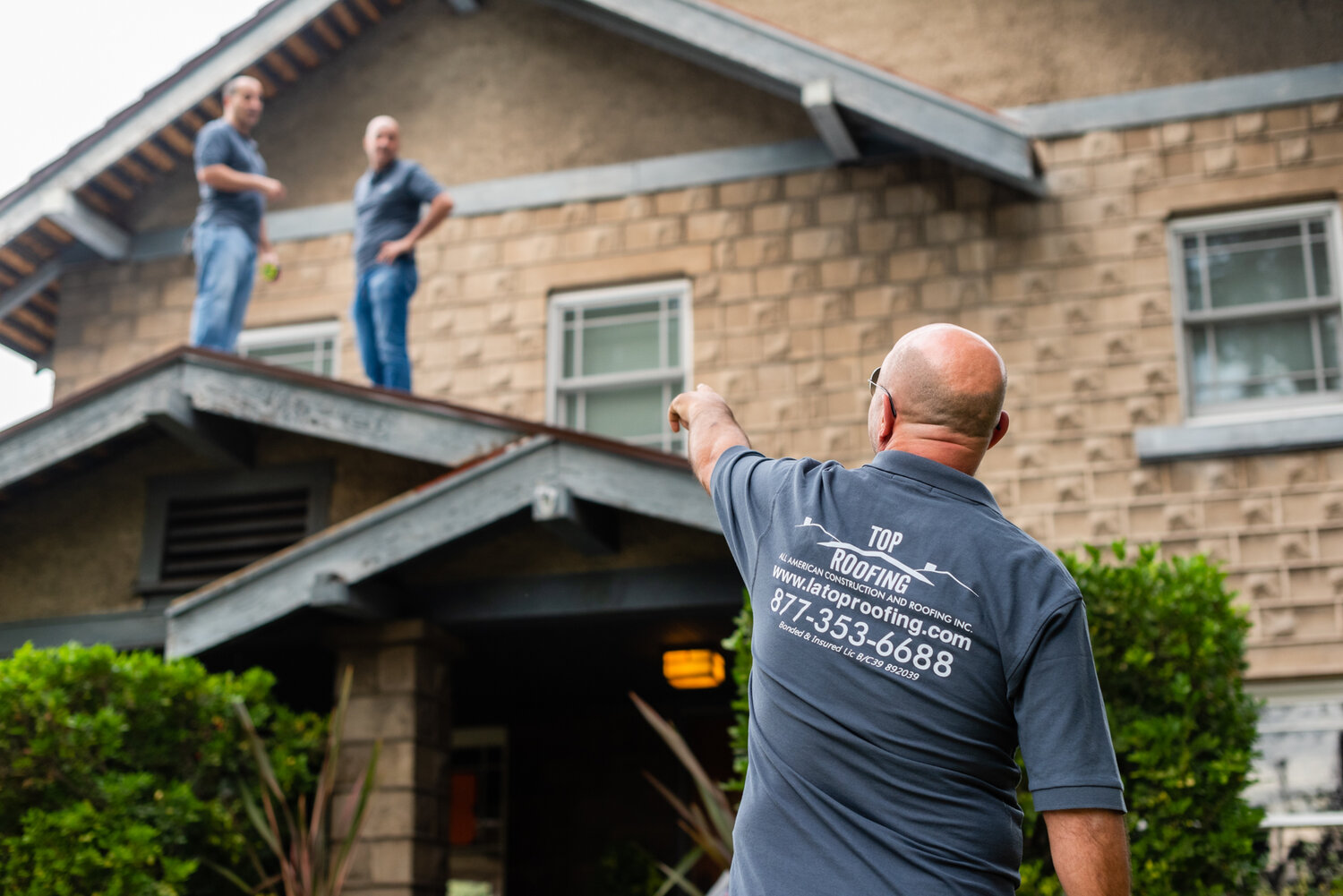 Roofing Contractor Los Angeles Get A Free Quote