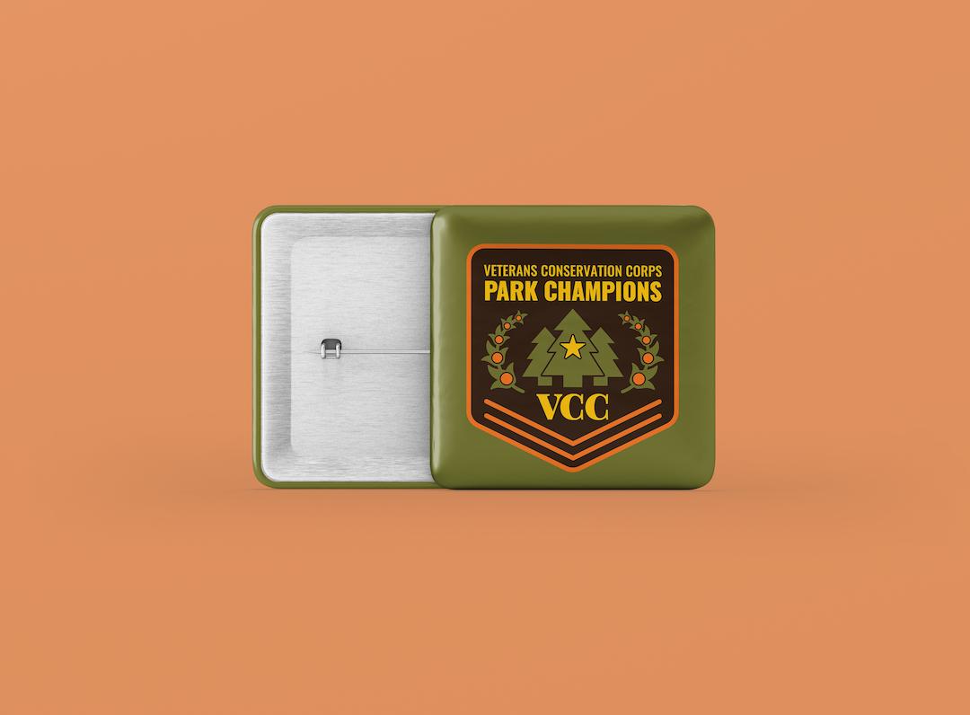 Park Champions Logo Gemma Ryan Graphic Design Milwaukee