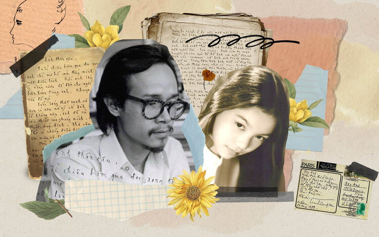 Trinh Cong Son and his love written letters