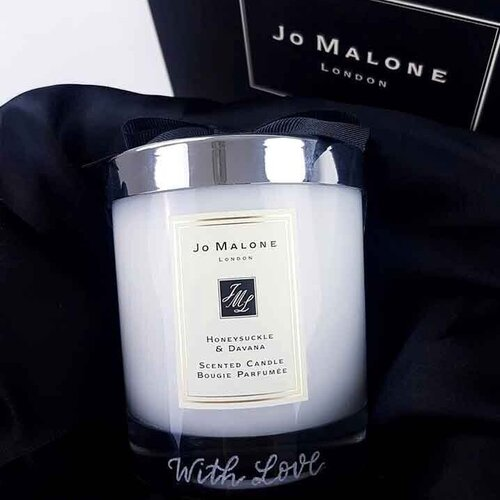 Engraved Jo Malone London Candle by    The Ingk Studio
