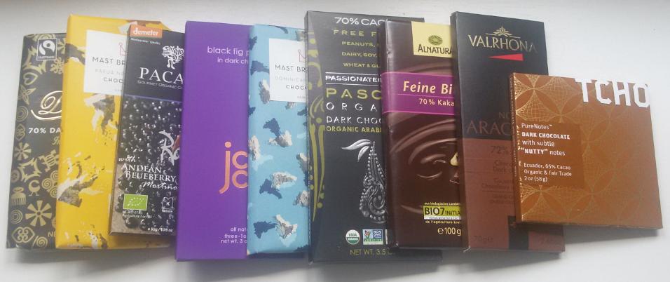 巧克力短缺