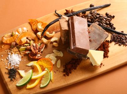 巧克力味道