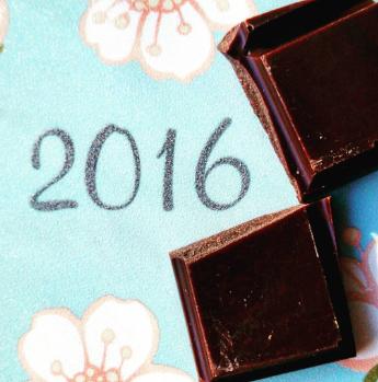 2016年巧克力风味趋势