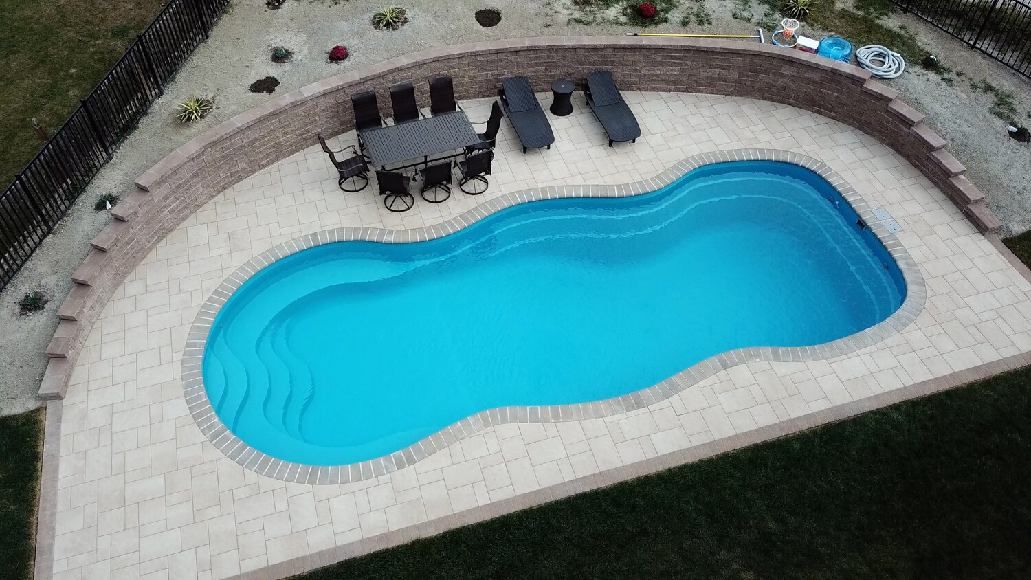 How Pool Companies Near Me Customize Swimming Pools In Briarcliff Manor Westchester County Ny Albert Group Landscaping Swimming Pools
