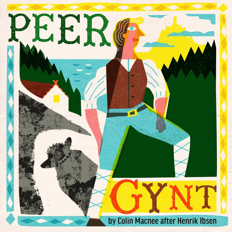 """    Peer Gynt "" Podcast"