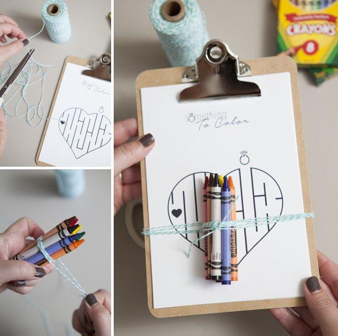 Free Printable Wedding Activity Book For Kids — Lemon & Kiwi Designs