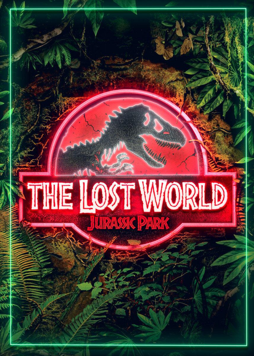 The Lost World Jurassic Park Gloria Theatre