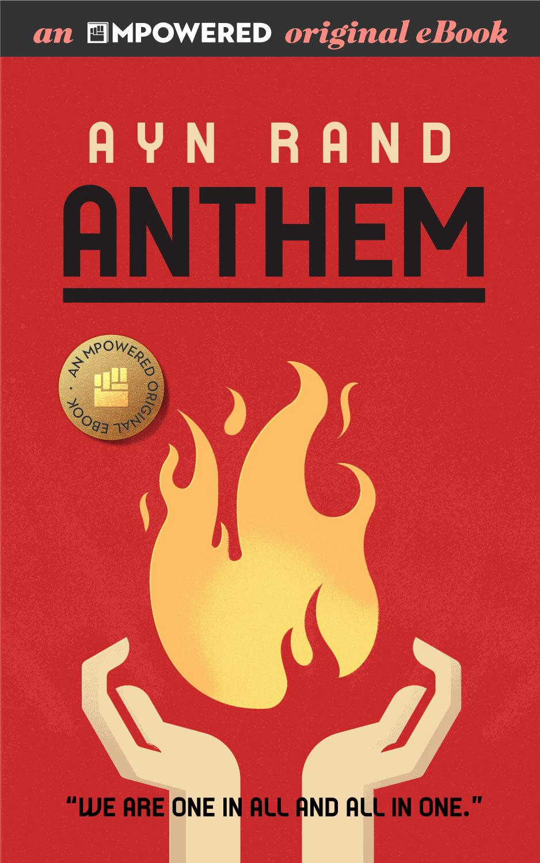 Ebook Anthem By Ayn Rand
