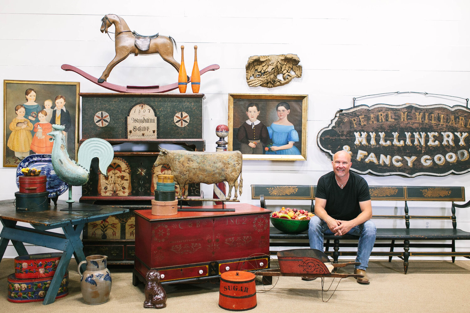 Bright Star Antiques Co
