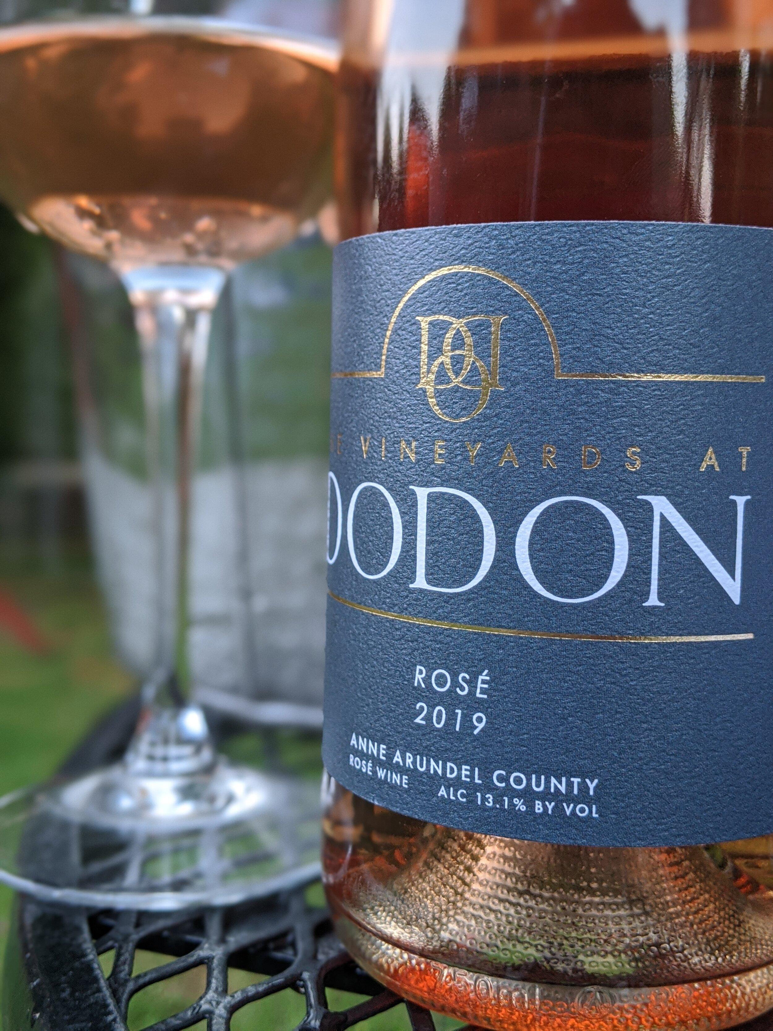 Day #4 The Vineyard at Dodon