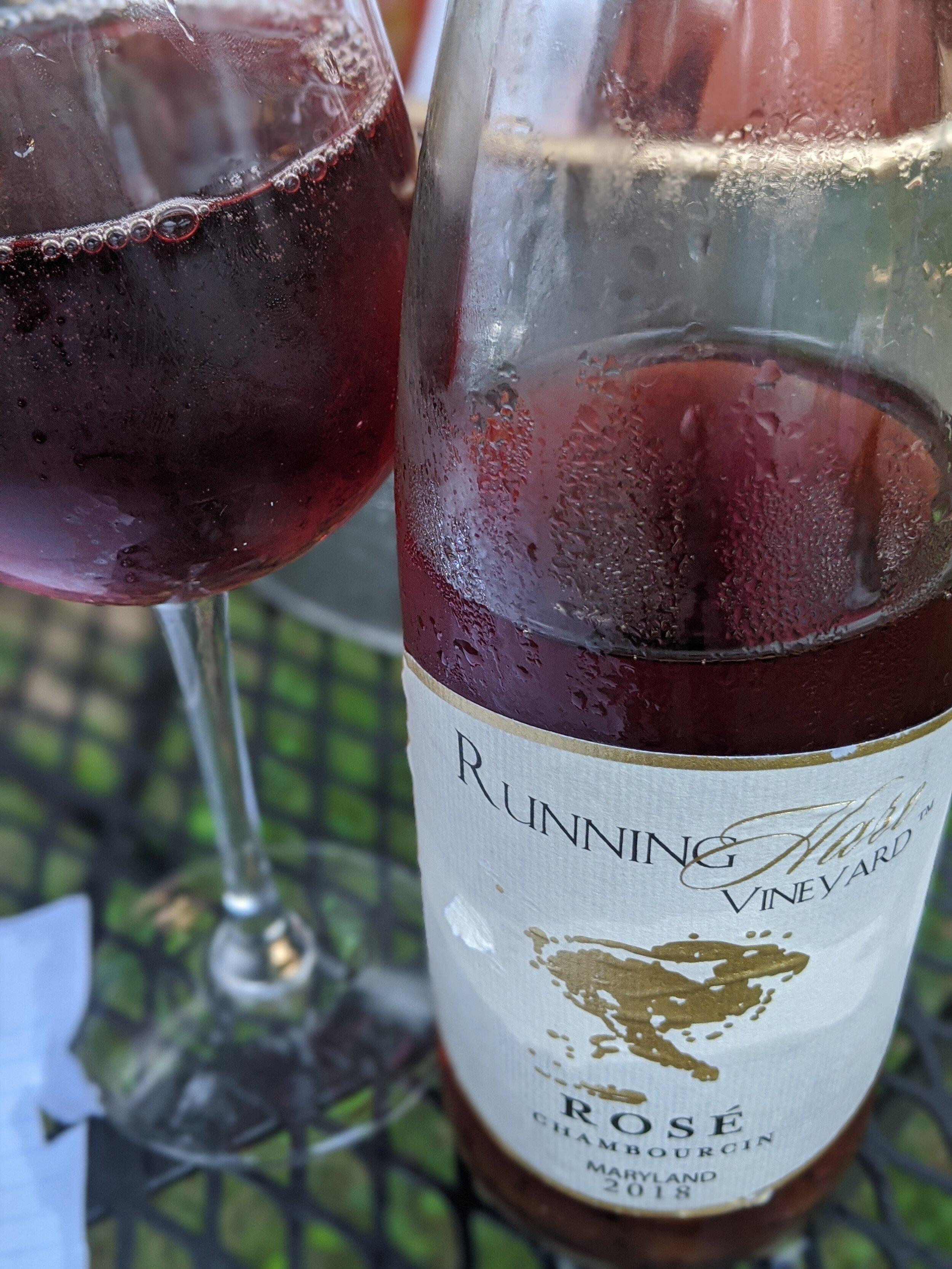 Day #12 Running Hare Vineyard