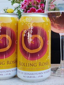 Day #16 – 2020 Rolling Rose' from Port of Leonardtown Winery