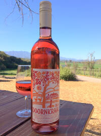 Day #17 - Doornkraal Pinotage Rosé