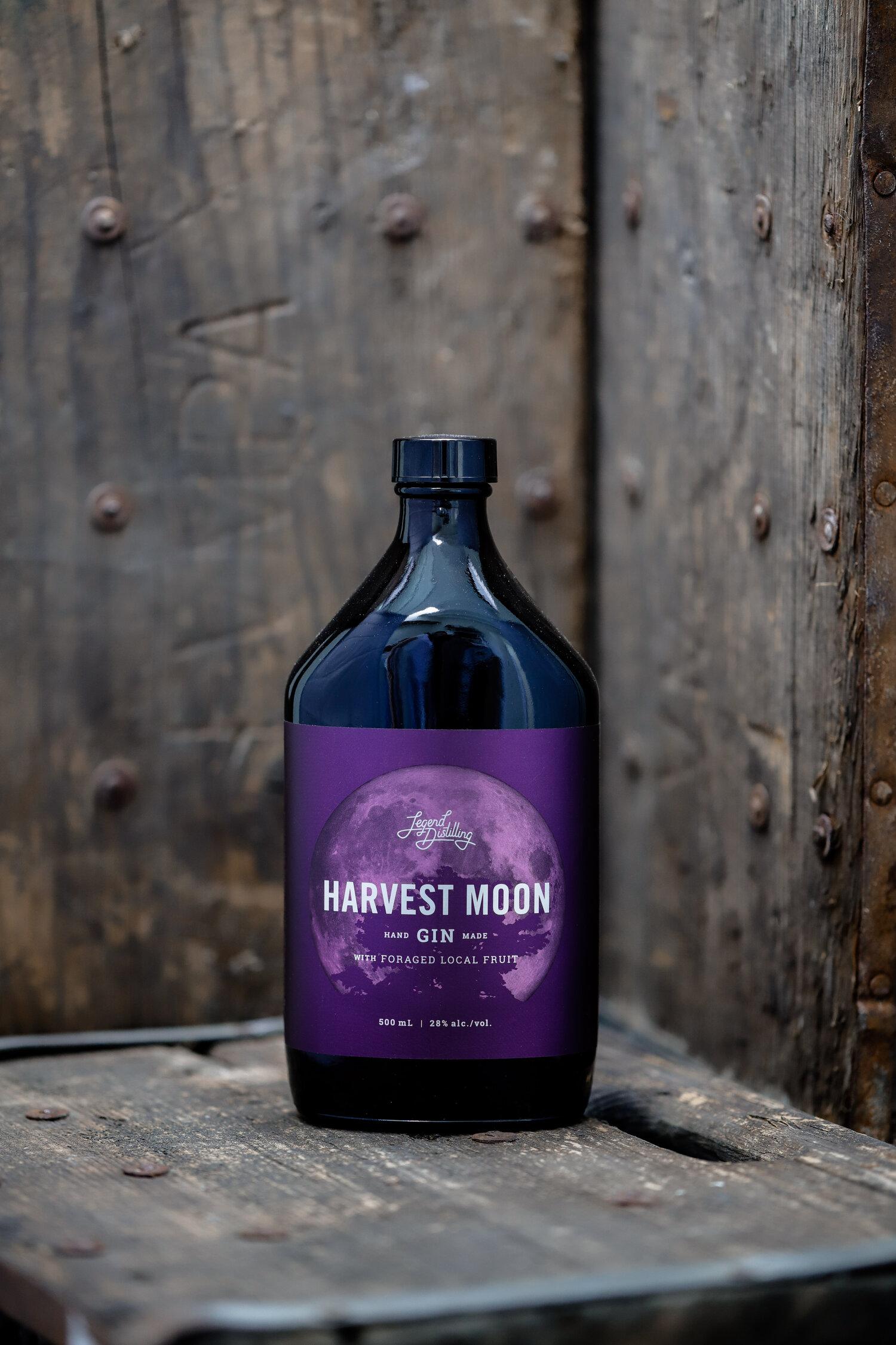 Legend Distilling - Harvest Moon Gin  Legend Distilling