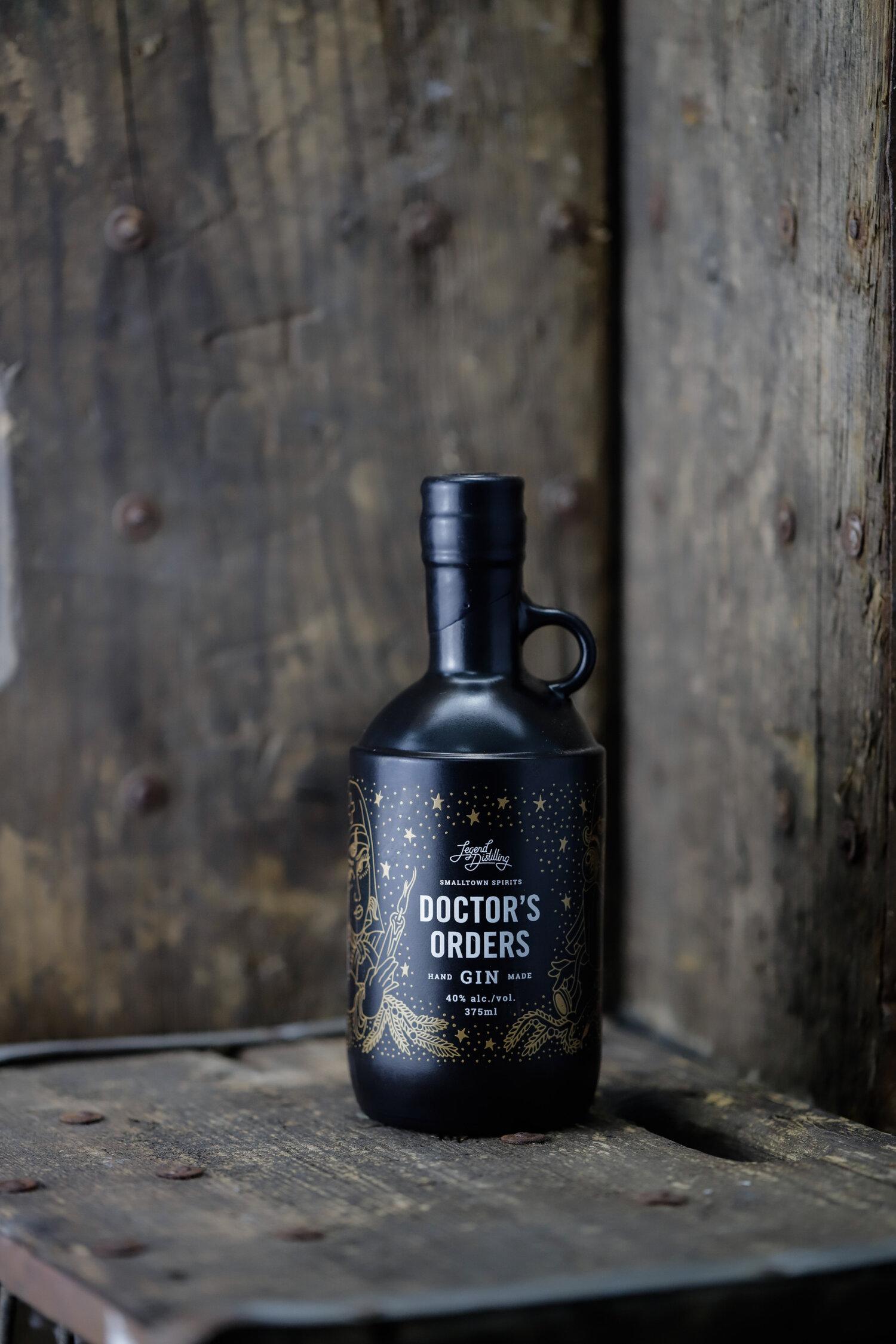 Legend Distilling - Doctor's Orders Gin  Legend Distilling