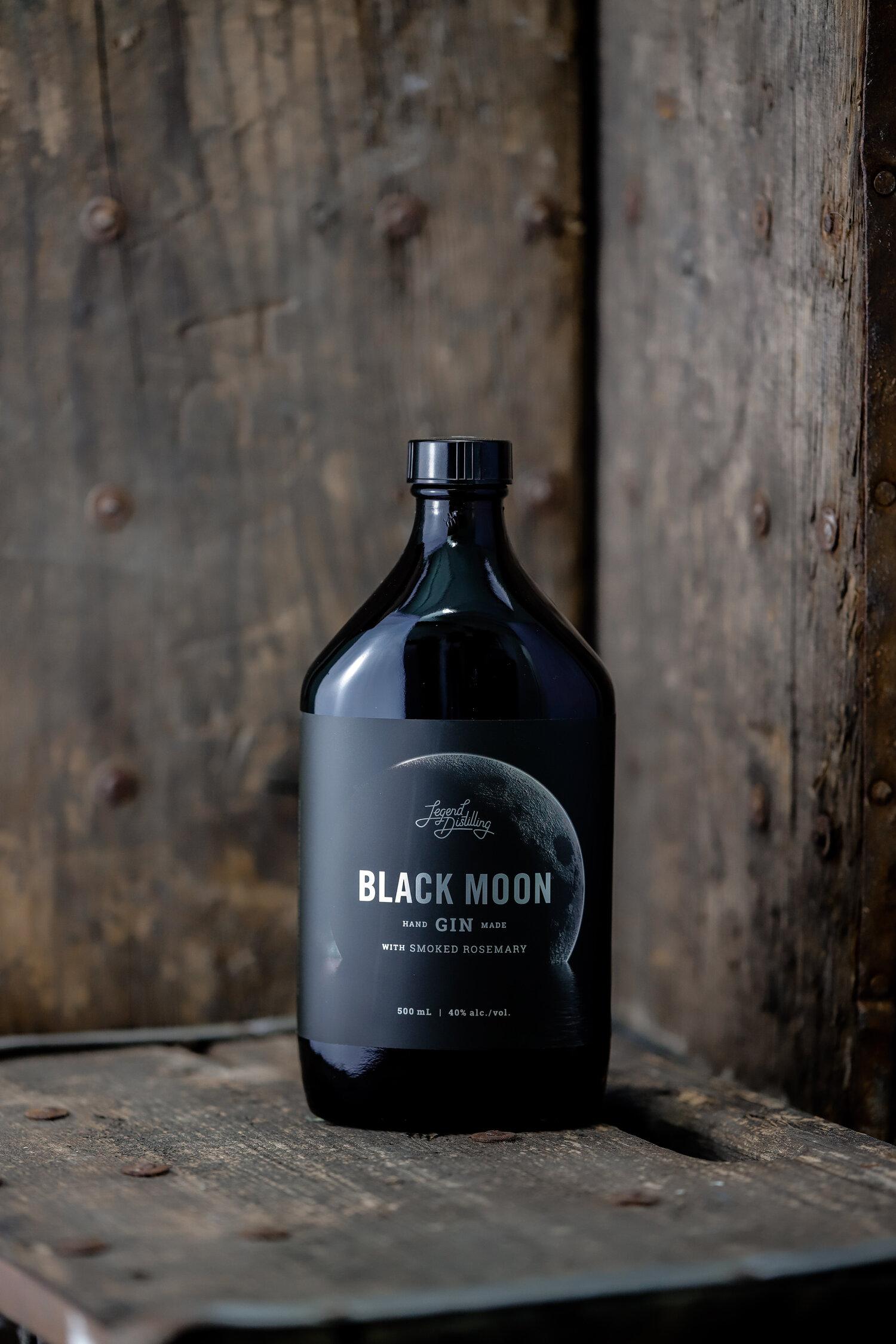 Legend Distilling - Black Moon Gin  Legend Distilling