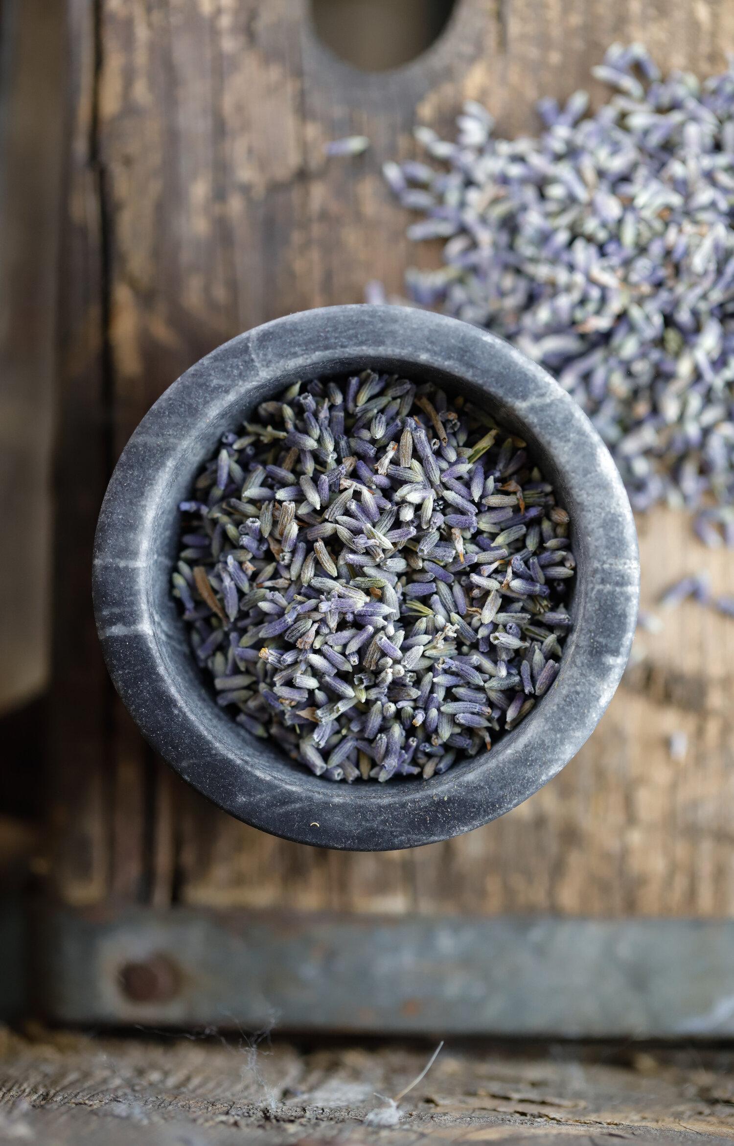 Forest Green Man's Culinary Lavender  Legend Distilling