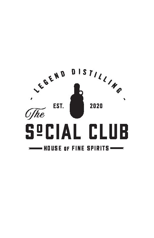 Legend Social Club Membership - 1 Year  Legend Distilling