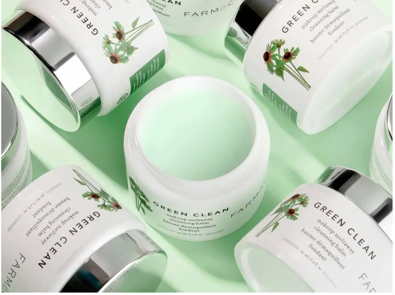 Farmacy's Green Clean Make-up Meltaway Cleansing Balm