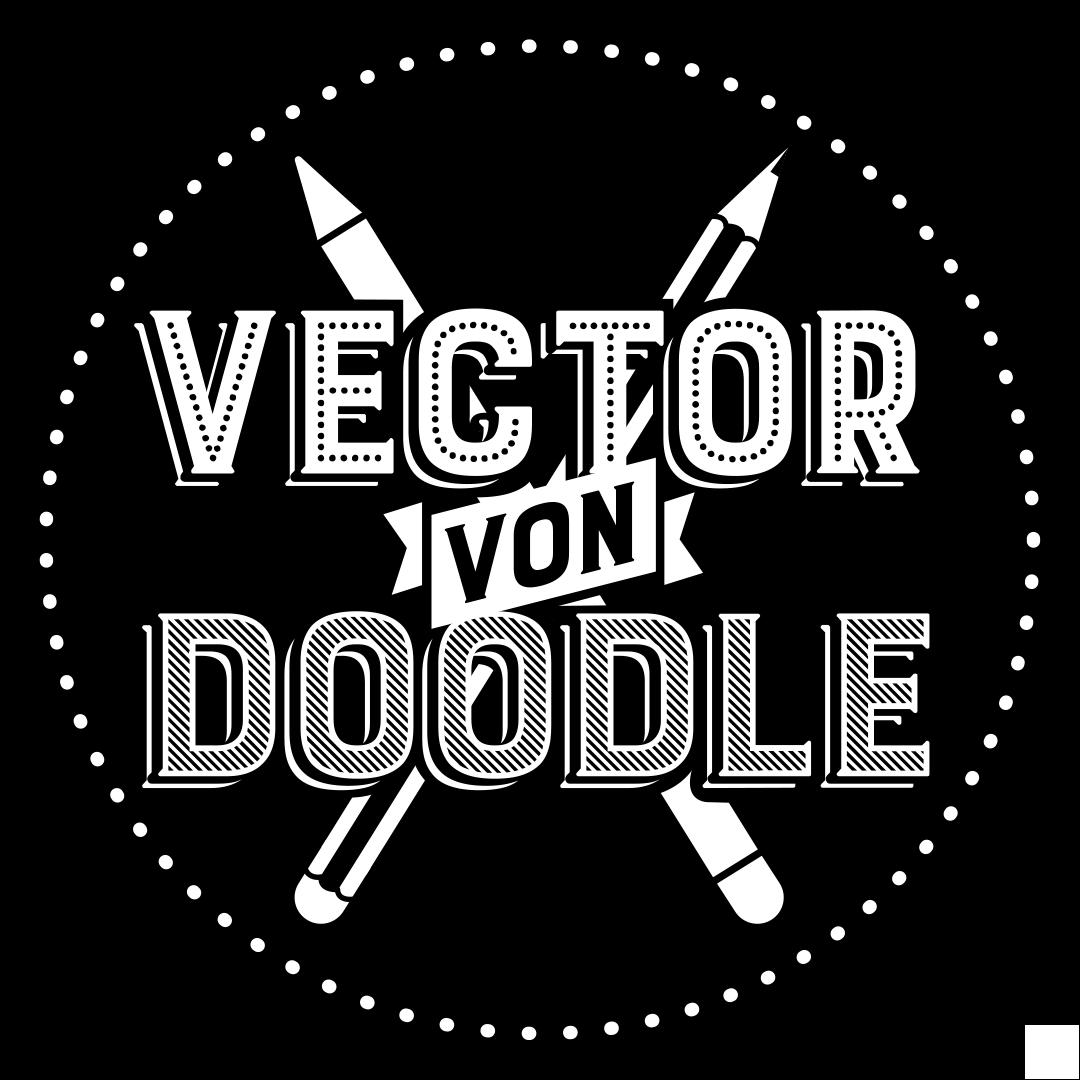 John Wick Vector Von Doodle