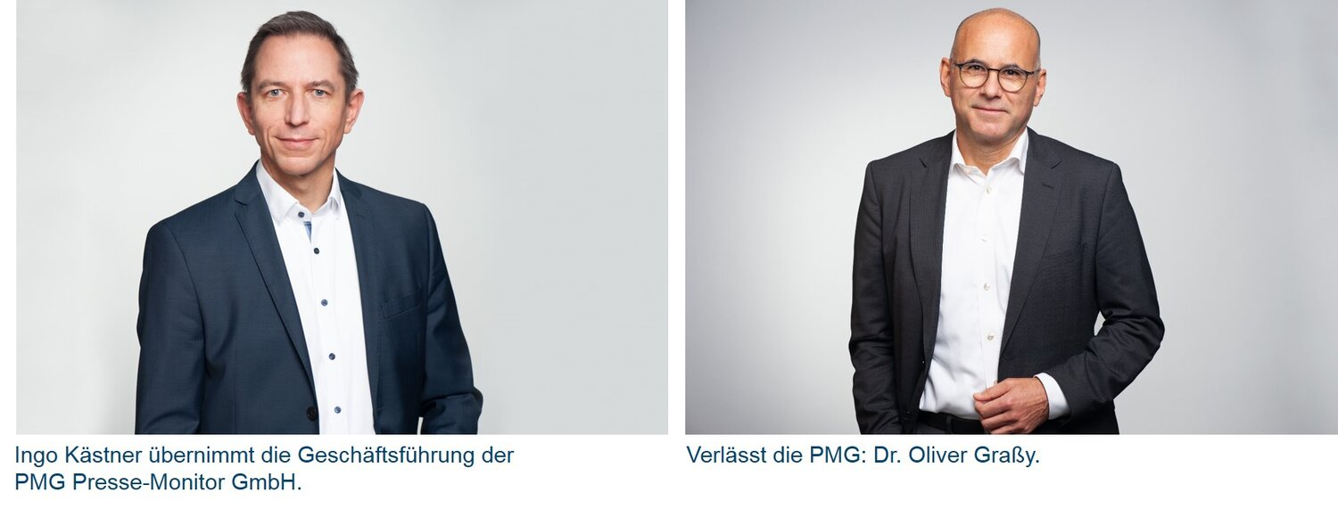 Ingo Kästner appointed as Managing Director of PMG Presse-Monitor